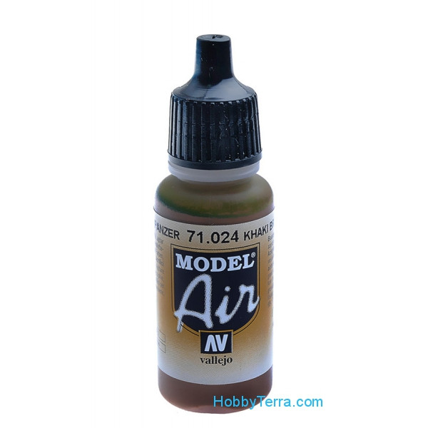 Model Air 17ml. 024-Khaki brown