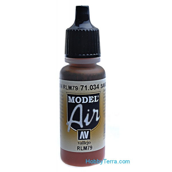 Model Air 17ml. 034-Sandy brown