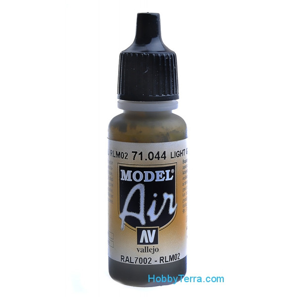Model Air 17ml. 044-Light grey green