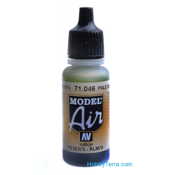 Model Air 17ml. 046-Pale grey blue