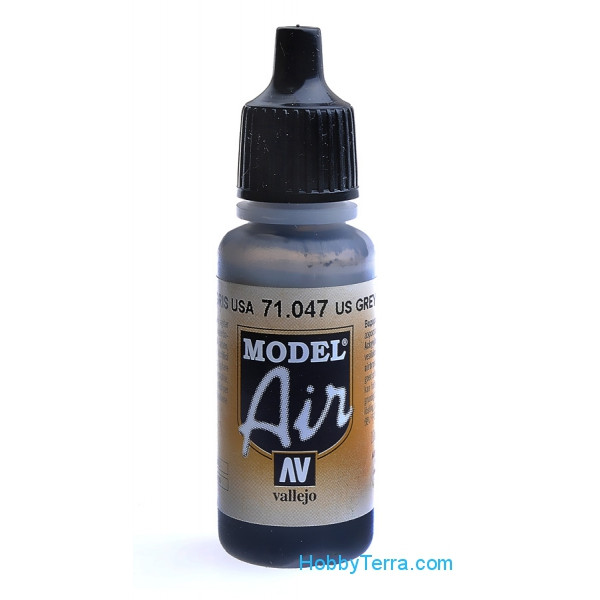 Model Air 17ml. 047-US grey