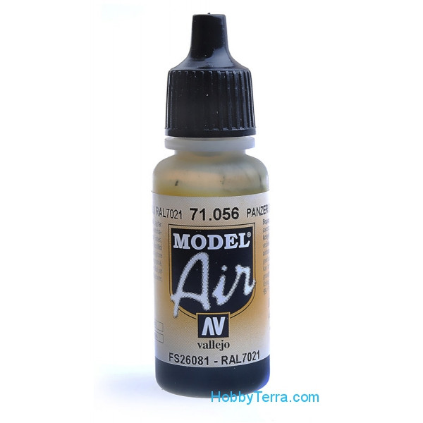 Model Air 17ml. 056-Black grey