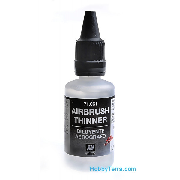 Vallejo  71061 Airbrush thinner, 32ml