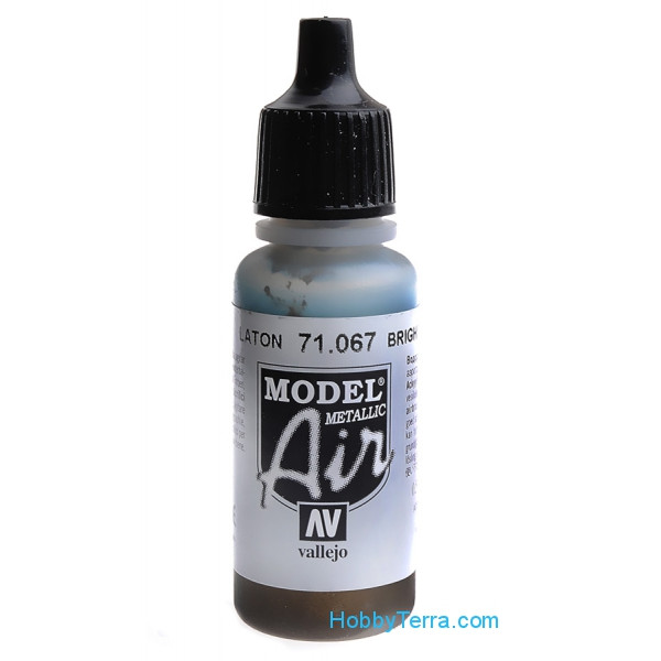 Model Air 17ml. 067-Bright brass