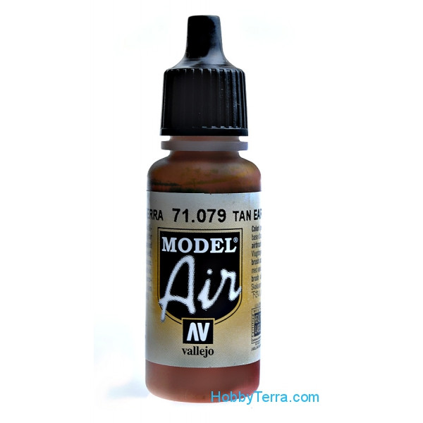 Model Air 17ml. 079-Flat tan