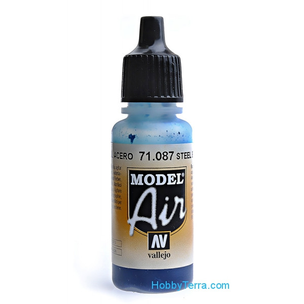 Model Air 17ml. 087-Dark steel blue