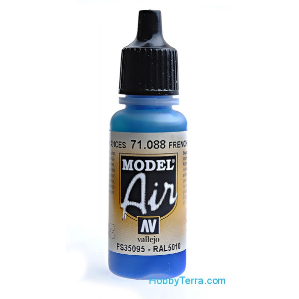 Model Air 17ml. 088-French blue