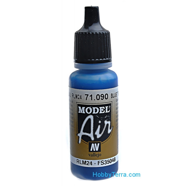 Model Air 17ml. 090-Angel blue
