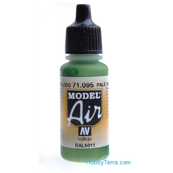 Vallejo  71095 Model Air 17ml. 095-Pale green
