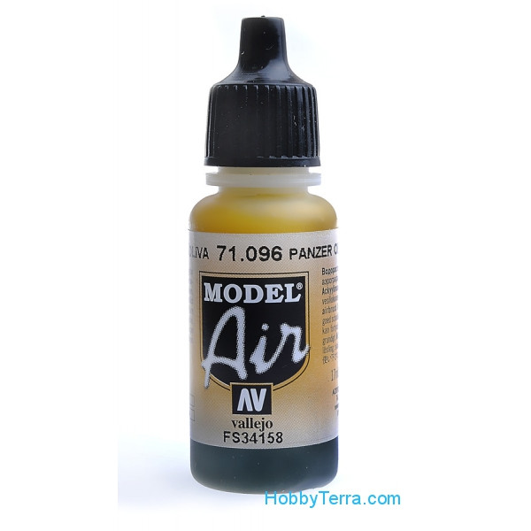 Model Air 17ml. 096-Panzer Olive green 1943