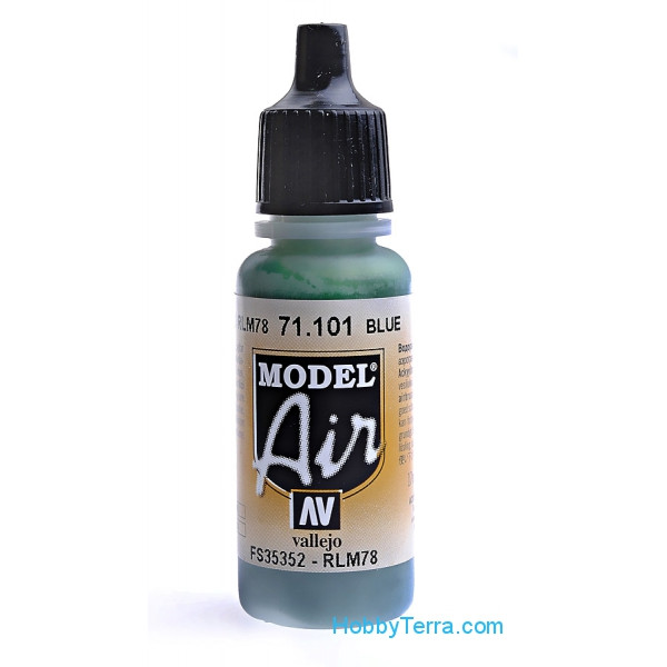 Model Air 17ml. 101-Blue RLM 78