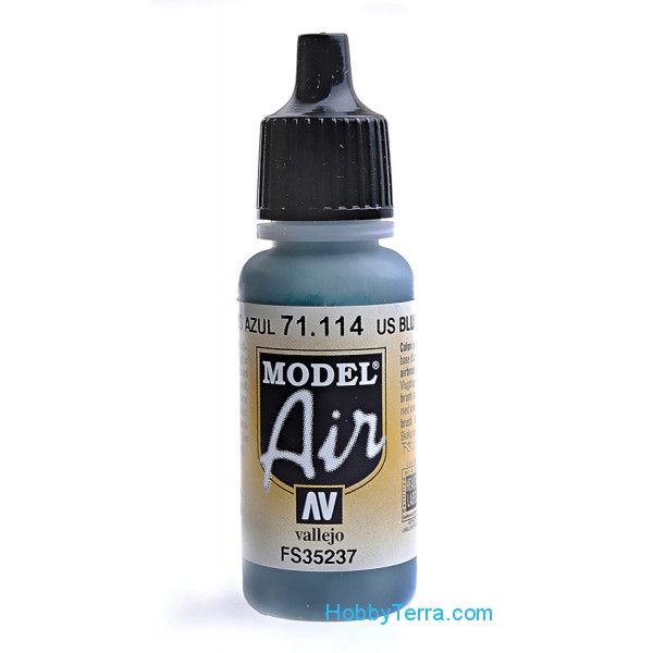 Model Air 17ml. 114-US Blue grey