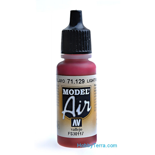 Vallejo  71129 Model Air 17ml. 129-Light Rust