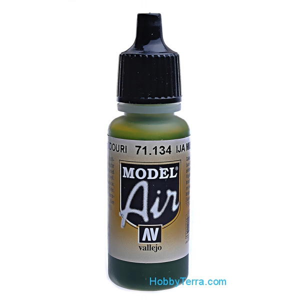 Model Air 17ml. 134-IJA Green
