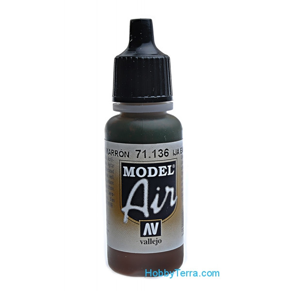 Model Air 17ml. 136-IJA earth brown