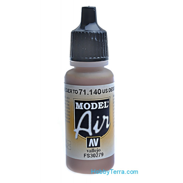 Model Air 17ml. 140-US desert sand (FS30279)