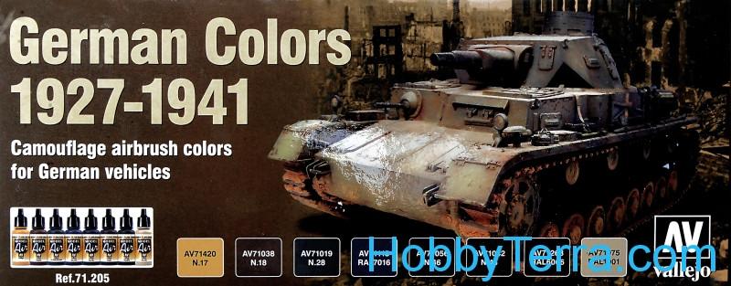 Vallejo 71205 Paint Set