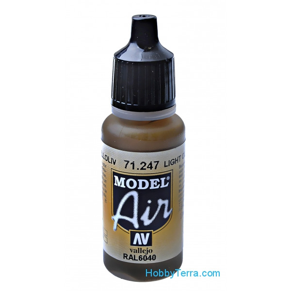 Model Air 17ml. Light olive