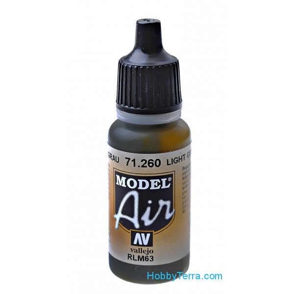 Model Air 17ml. Light grey RLM63