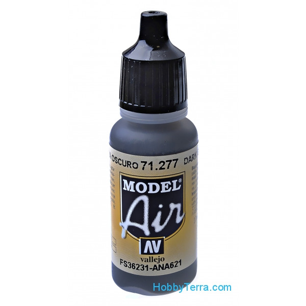 Model Air 17ml. Dark gull gray