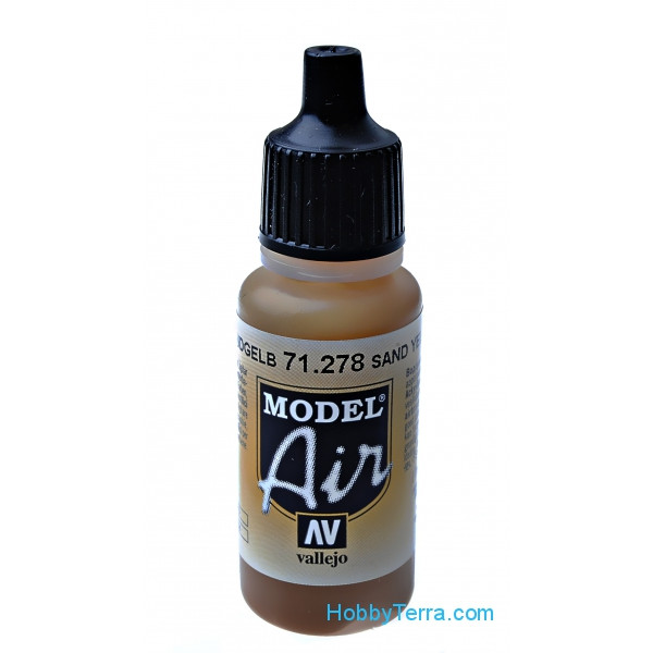 Model Air 17ml. Sand yellow RLM79