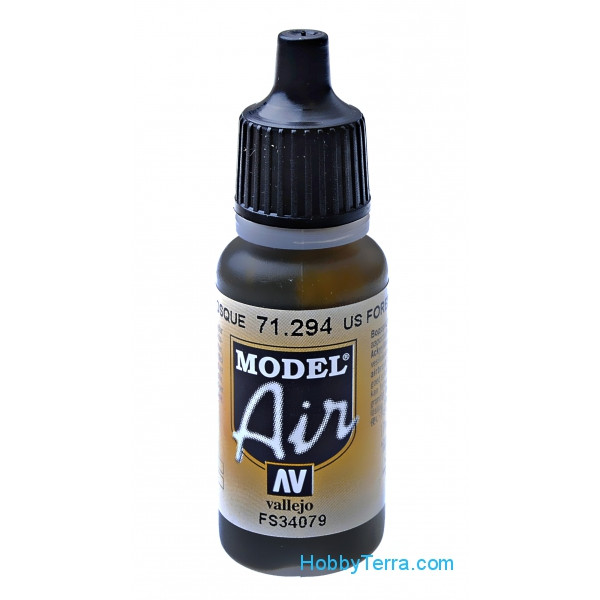 Model Air 17ml. US Forest green