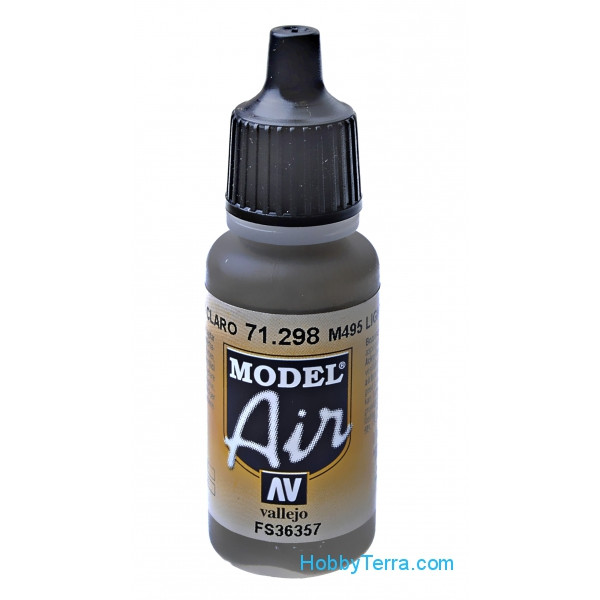 Model Air 17ml. M495 Light Gray