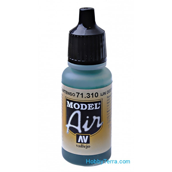 Model Air 17ml. IJN deep dark green