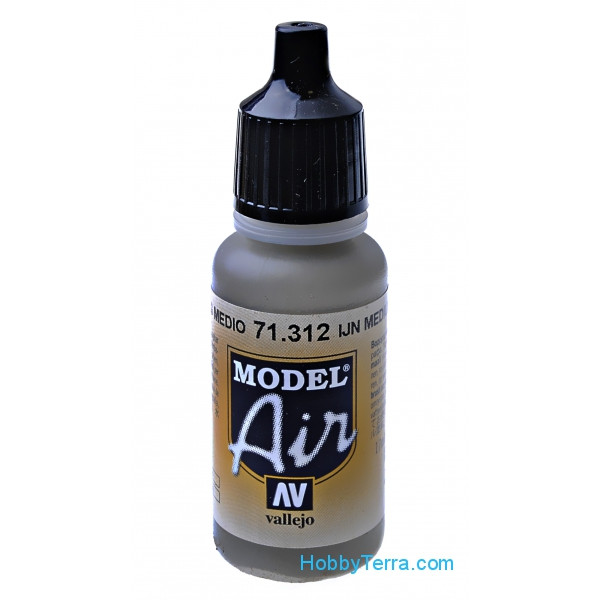 Model Air 17ml. IJN Medium grey