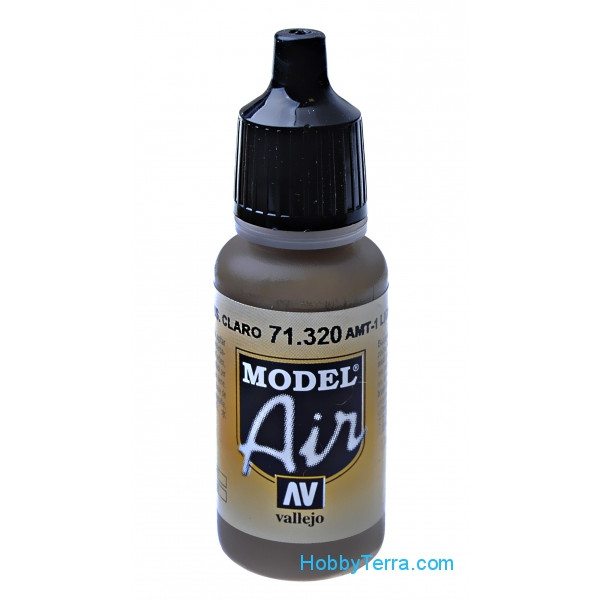Model Air 17ml. AMT-1 Light grey brown