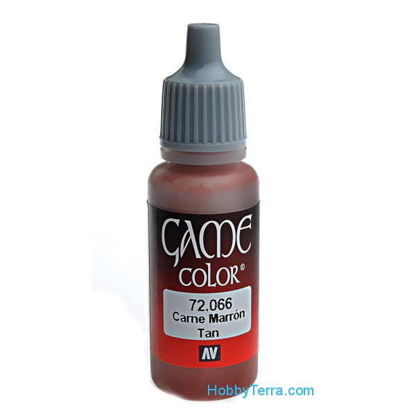 Game Color 17ml. 066-Tan