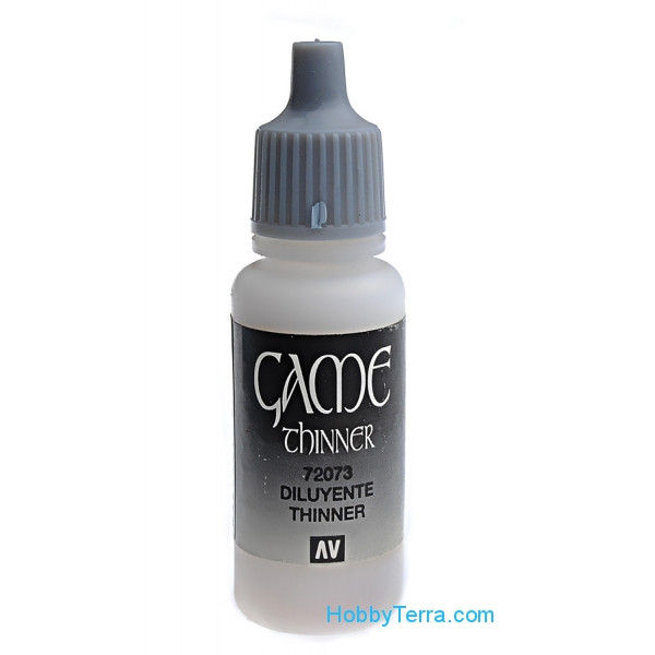 Game Color thinner, 17ml