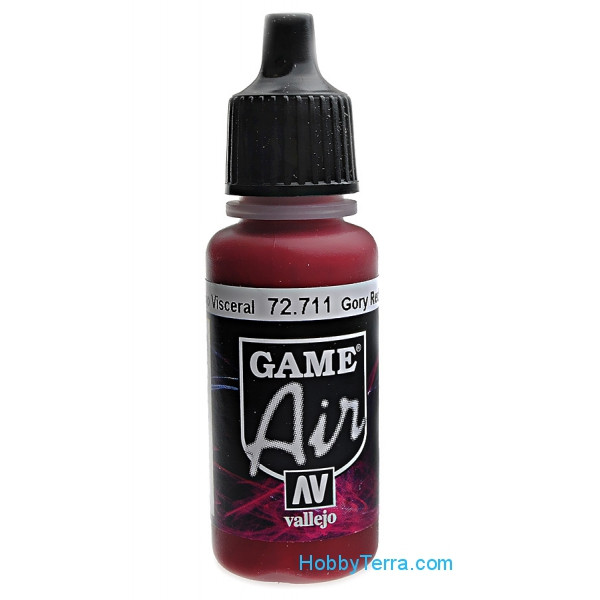 Game Air, Gory Red, 17ml