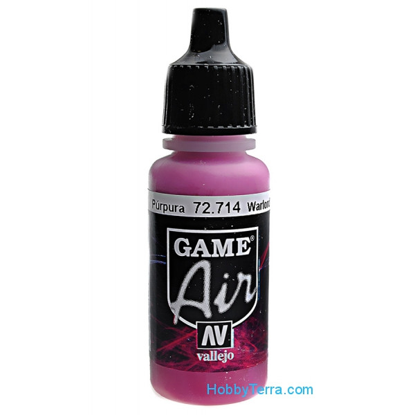 Game Air, Warlord Purple, 17ml