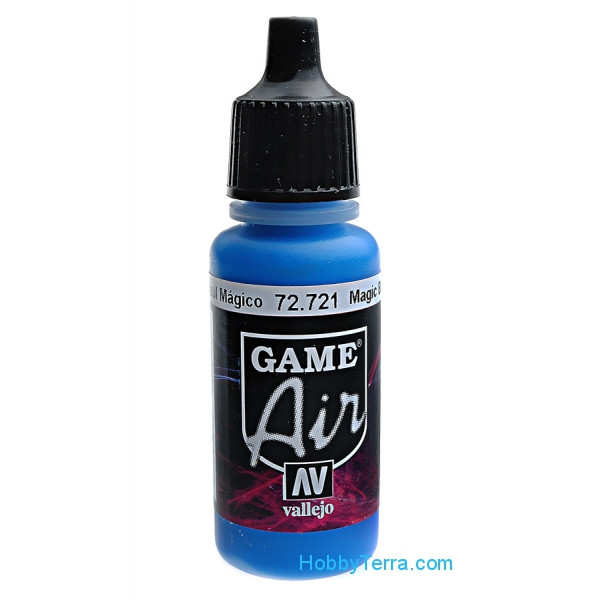 Game Air, Magic Blue, 17ml