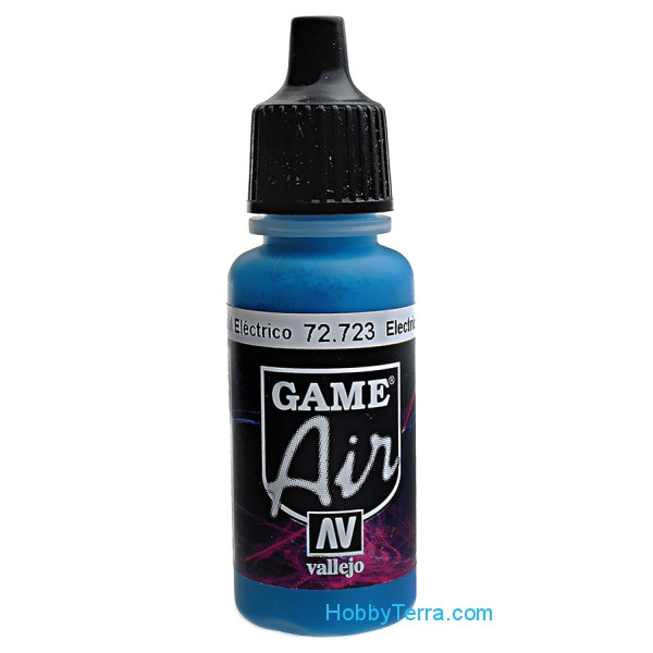 Game Air, Electric Blue, 17ml
