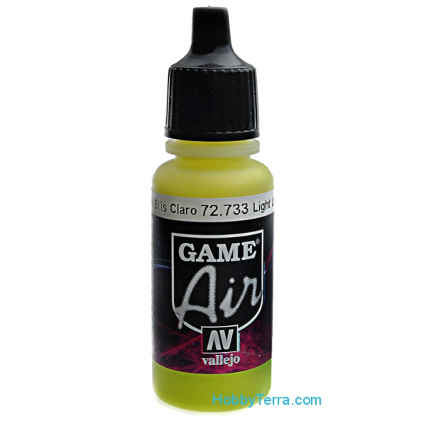 Game Air, Livery Green, 17ml