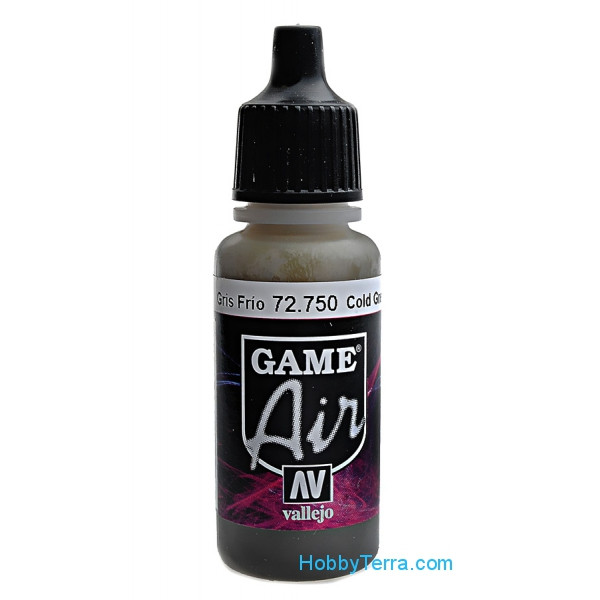 Game Air, Cold Grey, 17ml