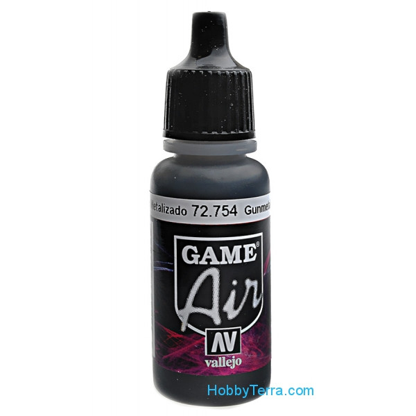 Game Air, Gunmetal, 17ml