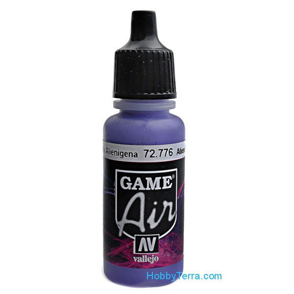 Game Air, Alien Purple, 17ml