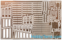 Photo-etched set 1/35 Panhard 178AMD-35 exterior, for ICM kit