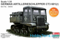 CT3 601 (r) German artillery tractor