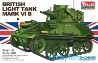British light tank Mark VI B