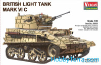 British light tank Mark VI C