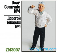 Dear Comrade, No 4 (Yeltsin)