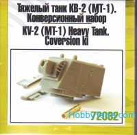 Heavy Tank KV-2 (MT-1) conversion Kit