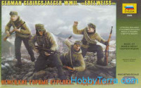 Gebirgsjaeger division. Edelweiss WWII
