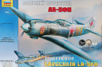Lavochkin La-5FN Soviet fighter