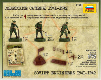 Soviet engineers, 1941-1942