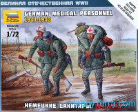 German medical personnel 1941-1943